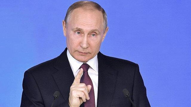 Putin: Afgan militanların sığınmacı kılığında Rusya'ya girmesini istemiyoruz