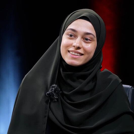 Çakırın kızı rolüyle oyunculuk hayatına başlayan Büşra Ayaydından tesettür ve namaz açıklaması