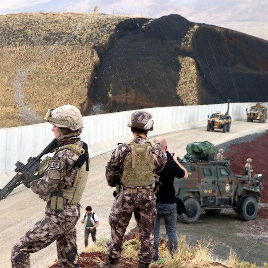 Afgan göçmenlerle gündeme gelen Türkiye İran sınırını Yeni Şafak görüntüledi