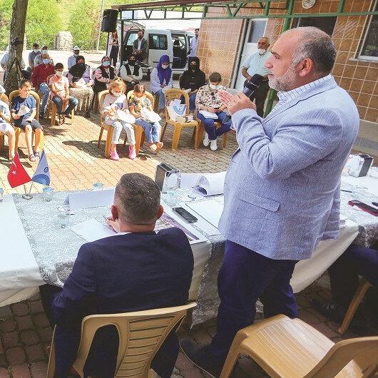Sandıkçı yatırım ve projelerini anlattı