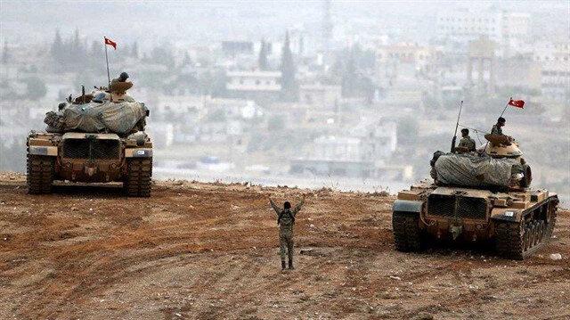 Saldırı hazırlığındaydılar: Fırat Kalkanı bölgesinde 3 PKK/YPG'li terörist daha etkisiz