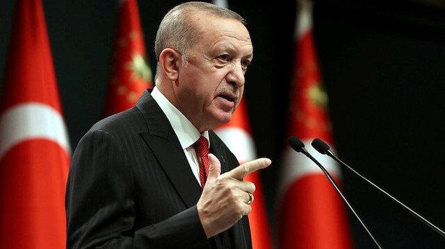 Cumhurbaşkanı Erdoğan: Afganistan konusuyla ilgili yoğun diplomasi yürütüyoruz