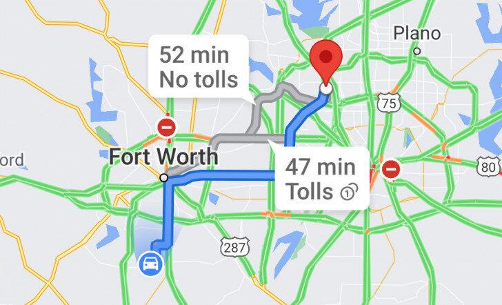 Google Haritalar bu özellik sayesinde ek bir araştırma yapmanın önüne geçmiş oluyor ve işleri kolaylaştırıyor.