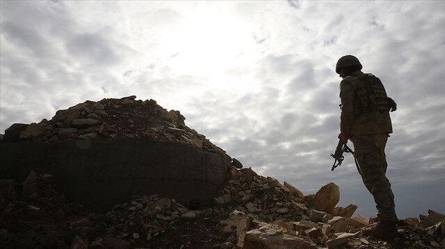 PKK'dan kaçan bir terörist daha ikna çalışmaları neticesinde teslim oldu
