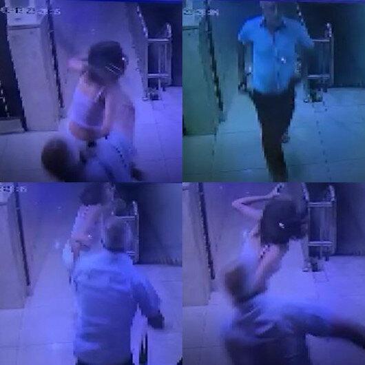 Gözü dönmüş adam 'arabasının alarmı öttü' diye 13 yaşındaki kızı kemerle dövdü