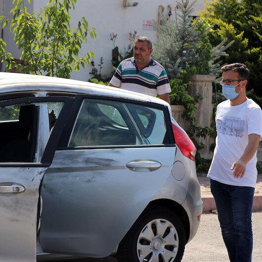 Satış için noterin açılmasını bekliyordu: Otomobilin yanına dönünce hayatının şokunu yaşadı
