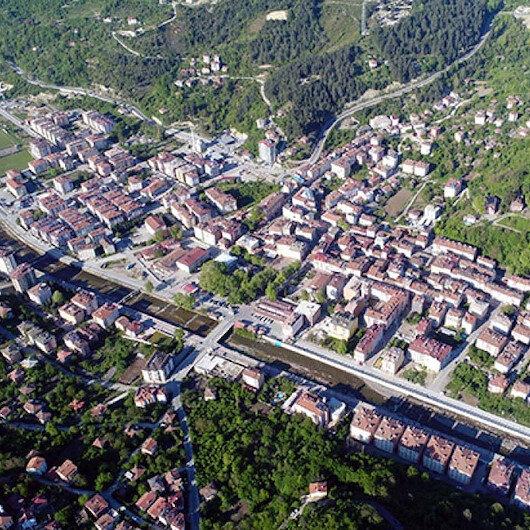 Sel felaketinde 40 metre genişleyen Bozkurt'taki Ezine Çayı böyle ıslah edilecek