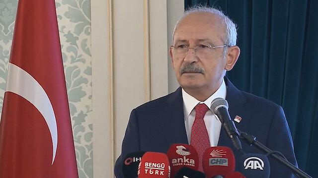 Yalana doymuyor: Kılıçdaroğlu İngiltere'nin Türkiye'de mülteci kampları kuracağı yalanını yineledi