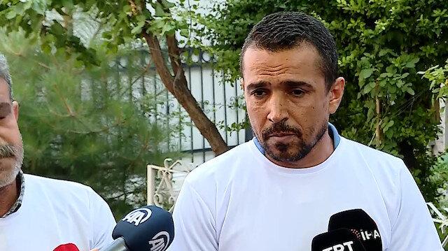 Evlat nöbetini sürdüren Süleyman Aydın'dan HDP Genel Merkezi önünde tokat gibi sözler