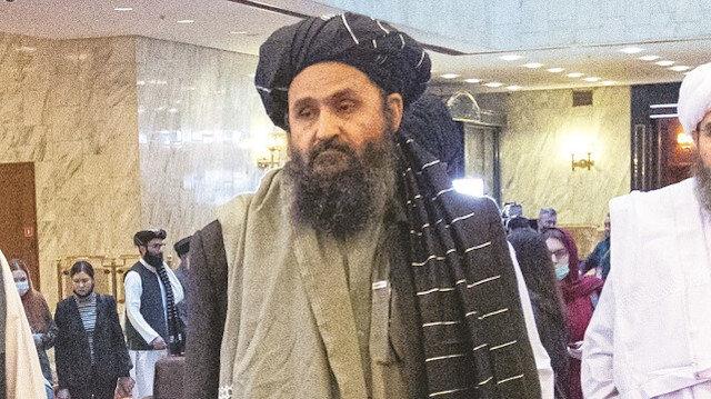 CIA Başkanı Birader'le aynı masada: Biden Kabil'e göndermek zorunda kaldı