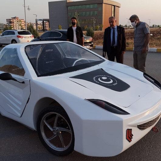 Adıyaman'ın elektrikli aracı 'Cendere' görücüye çıkıyor