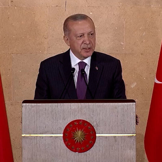 Cumhurbaşkanı Erdoğan: Talibandan gelen mesajlara ihtiyatlı bir iyimserlikle yaklaşıyoruz