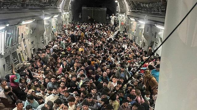 Avrupa alarmda: Afganistan'daki tahliyelere Taliban üyeleri mi sızdı?