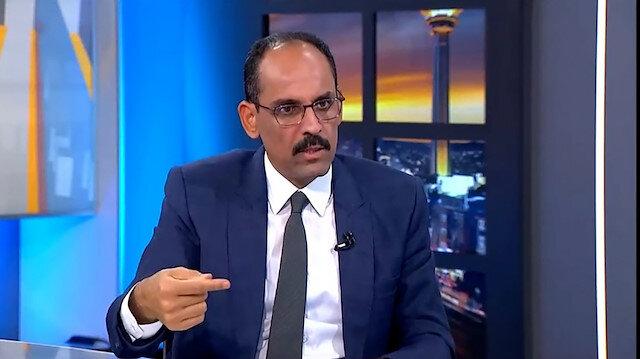Cumhurbaşkanlığı Sözcüsü Kalın: 24 ya da 36 saat içinde Türk askerlerinin tahliyesi tamamlanabilir