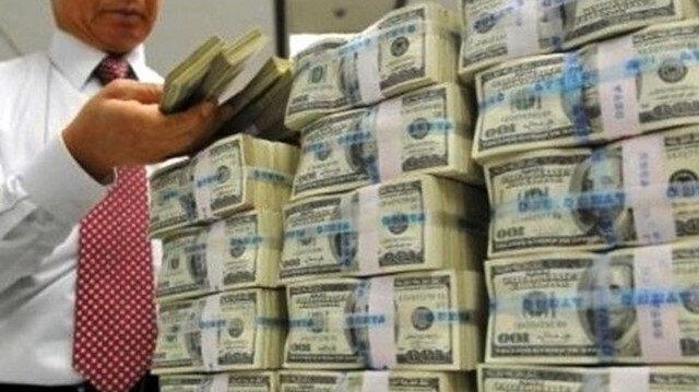 6.3 milyar dolar hesaplara geçti