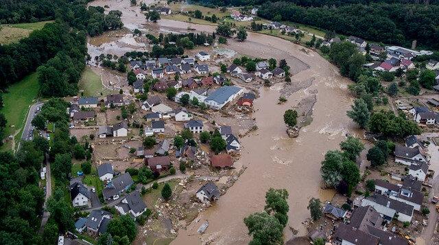 Almanya'da yaşanan sel felaketinin ardından 40 gün geçti yaralar hala sarılmadı: Elektrik su doğal gaz yok