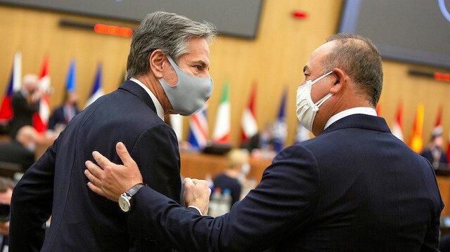 Dışişleri Bakanı Çavuşoğlu ABD'li mevkidaşı Blinken'la Afganistan'daki son durumu görüştü