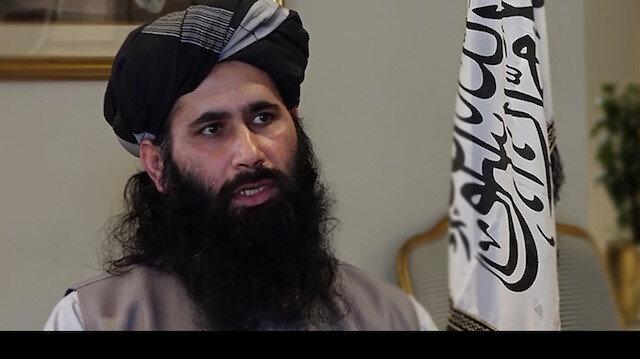 Taliban sözcüsü: Özellikle Türkiye'den halkımıza ve ülkemize yardım etmelerini istiyoruz
