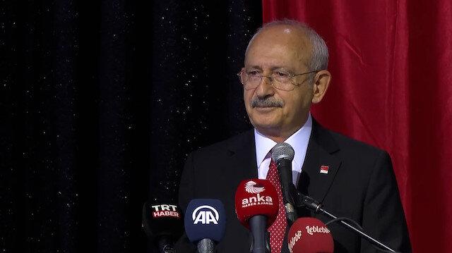 Çorum'da konuşan Kılıçdaroğlu'nun dili sürçtü: Çorum ciddi ihracat yapan ülkedir