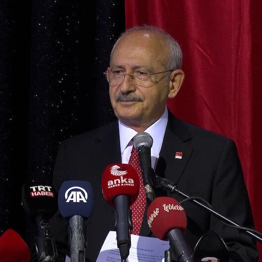 Çorumda konuşan Kılıçdaroğlunun dili sürçtü: Çorum ciddi ihracat yapan ülkedir