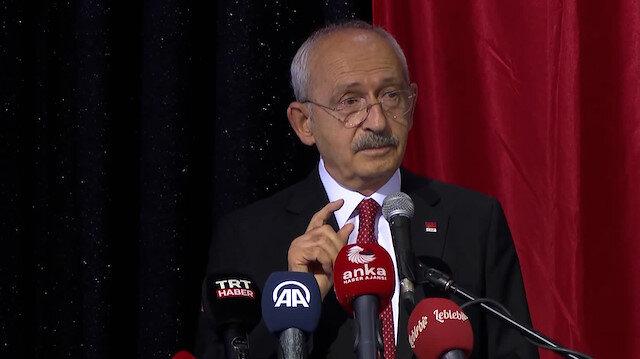 Kılıçdaroğlu'ndan FETÖ'ye KHK teminatı: Sözüm söz KHK'larla görevden alınan herkesi görevine iade edeceğim - Yeni Şafak