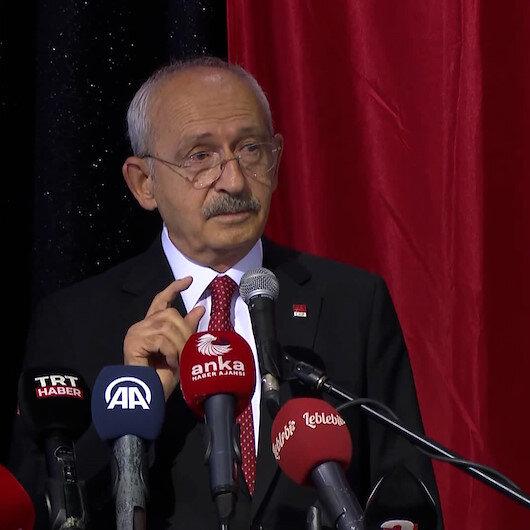Kılıçdaroğlundan FETÖye KHK teminatı: Sözüm söz KHK'larla görevden alınan herkesi görevine iade edeceğim