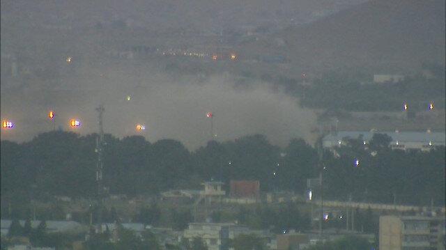 Kabil'de bir şiddetli patlama daha