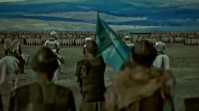 """İletişim Başkanlığından Malazgirt Zaferinin 950. yıl dönümüne özel video """"Anadolu varsa biz de varız…"""""""