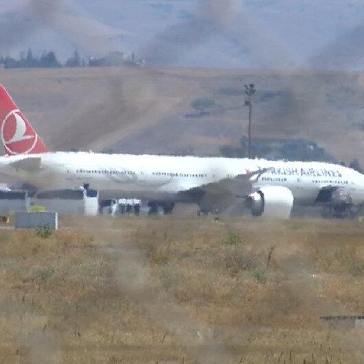 Türk askeri Afganistandan dönüyor: İlk kafile Ankarada