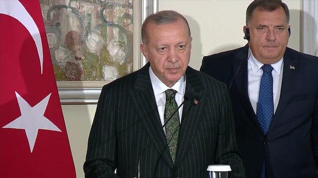 Cumhurbaşkanı Erdoğan: Afganistan'daki saldırıda ölü sayısı 170'i buldu