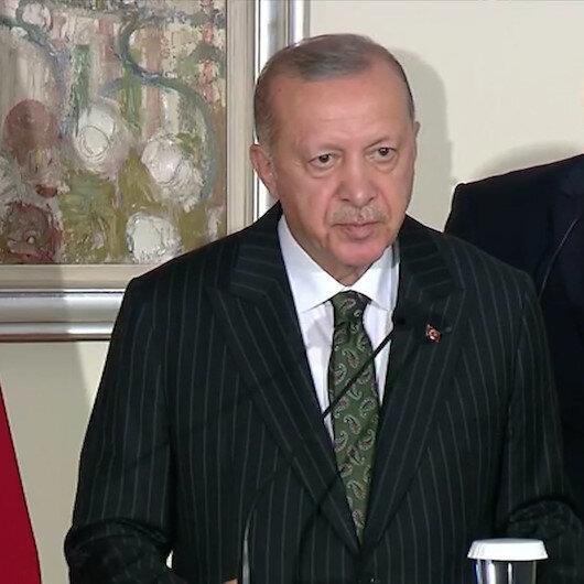 Cumhurbaşkanı Erdoğan: Afganistandaki saldırıda ölü sayısı 170i buldu