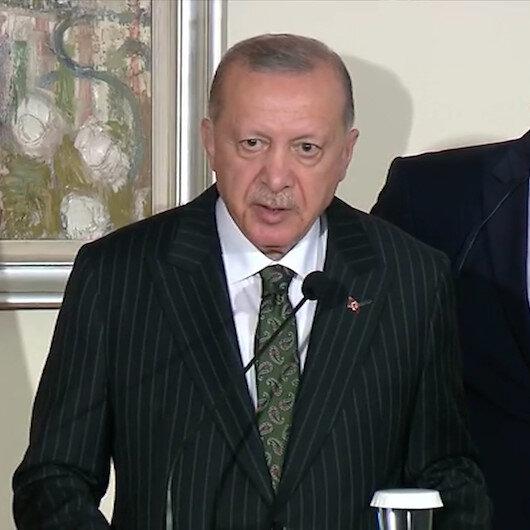 Cumhurbaşkanı Erdoğandan Afganistan açıklaması: Ortada terör örgütlerinin çatışması var