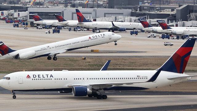 ABD'li havayolu şirketinden tartışılacak karar: Aşılanmayan çalışanların maaşından 200 dolar kesecek