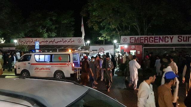 Kabil'de bombalı saldırı: Hayatını kaybedenlerin sayısı 90'a yükseldi