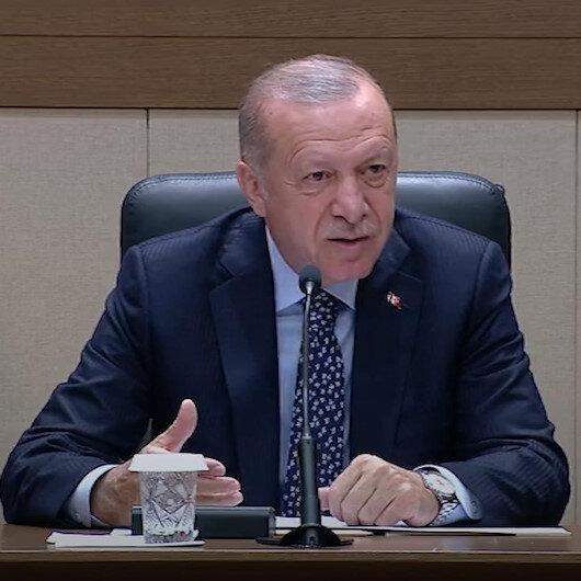 Cumhurbaşkanı Erdoğan: BBC'nin yalan söylemesini normal karşılarım da muhalefeti böyle görmek istemezdik