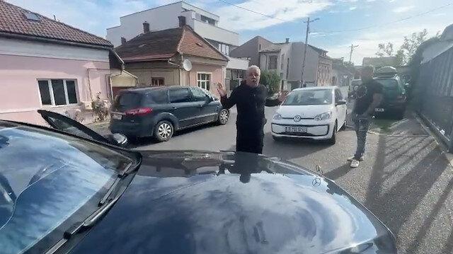 Marius Sumudica kovulduğu kulübü Cluj'un antrenmanına alınmadı