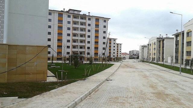 TOKİ Yozgat'ta 175 adet konutu satışa sundu