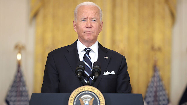 ABD Başkanı Joe Biden'dan DEAŞ'ın Horasan grubuna saldırı emri