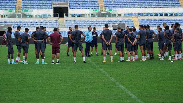Trabzonspor'dan sakatlık açıklaması: Dört futbolcu bu hafta yok