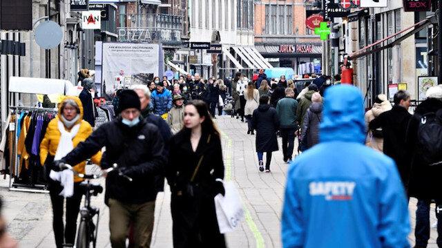 Danimarka 'eski normal'e dönüyor: Tüm koronavirüs kısıtlamalarını kaldıracak