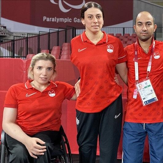 الألعاب البارالمبية.. التركية كوركوت تحرز برونزية كرة الطاولة