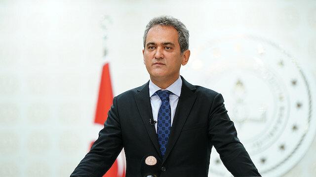 Milli Eğitim Bakanı Mahmut Özer: Velilerimiz rahat olsun önlemlerin takipçisiyiz
