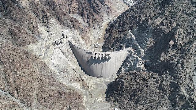 Türkiye'de birinci dünyada üçüncü: 'Yusufeli Barajı'nın inşaatı tamamlandı