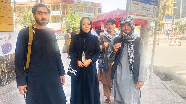 Yeni Şafak dünyanın konuştuğu Afganistan'da