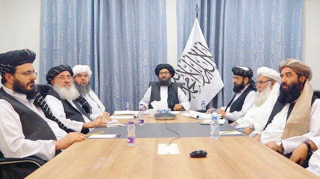 Taliban'la yakın temas