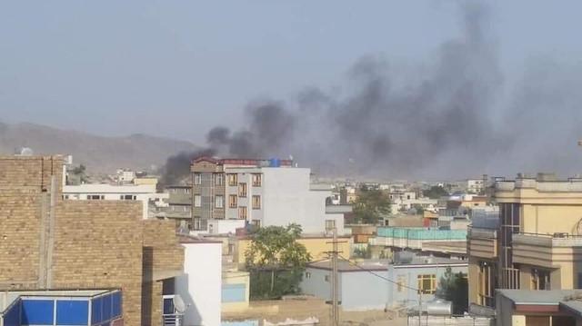 Kabil'de roketli saldırı: Bir ölü üç yaralı