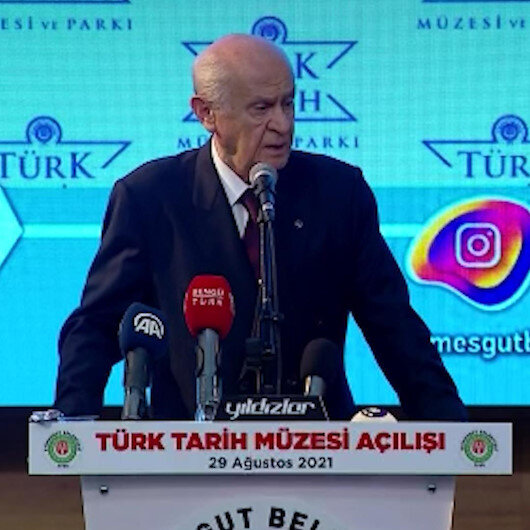 MHP lideri Bahçeli: Kabil emniyetli değilse Ankara güvende olamaz
