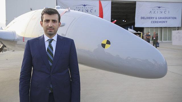 Selçuk Bayraktar: İnsansız savaş uçağımızı da yapabiliriz