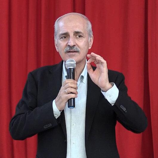 AK Parti Genel Başkanvekili Kurtulmuş: Bir tek vatandaşımızın yüzünü ekşittiğini görmedim