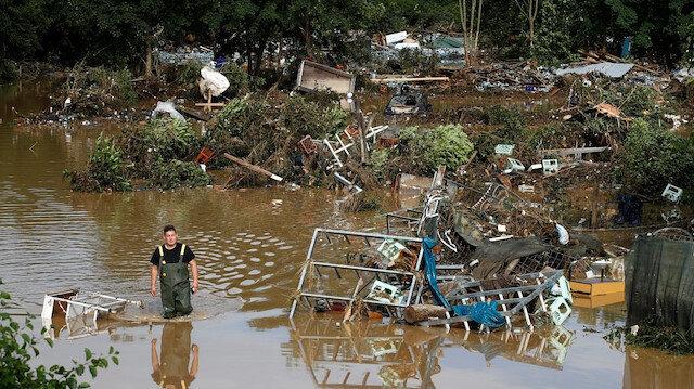 Almanya'da sel felaketinin ardından 45 gün geçti: 20 bin hanede hala telefon bağlantısı yok
